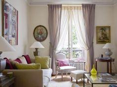 diseño cortinas para salones pequeños - copia