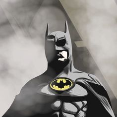 Illustration I made and animated on my iPad Pro using Adobe Illustrator Draw and Project Draco for Autodesk. Tim Burton Batman, Batman Poster, Batman Artwork, Batman Dark, Batman Wallpaper, Batman The Dark Knight, Batman And Superman, Dc Comics Art, Marvel Dc Comics
