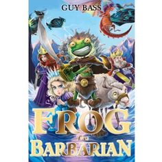 Frog the Barbarian with Guy Bass at Discover Children's Story Centre, 383 - 387 High Street, Stratford, London, E15 4QZ, United Kingdom on Wednesday February 18, 2015 at 2:30 pm - 3:30 pm. Join Guy Bass for the second hilarious tale about a frog on a serious mission.Category: Kids / Family, Booking: http://atnd.it/17491-1 ,Price:Child/Adult: £5, Family of Four: £18, Concessions/Newham Residents: £4.50, Under 2s: Free, Artists: Guy Bass