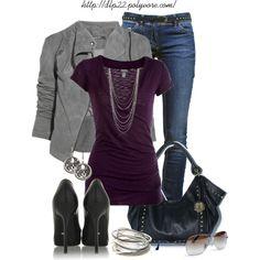 Street Style - Polyvore