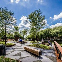 Rooftop Park Bulwark Sint Jan by OSLO «  Landscape Architecture Works | Landezine