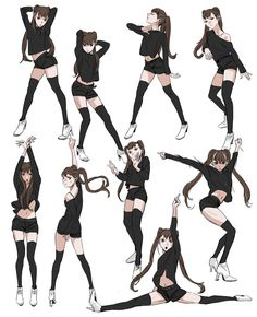 New Drawing Body Poses Anime Character Design Ideas Manga Drawing, Drawing Sketches, Cool Drawings, Drawing Step, Drawing Art, Drawing Anime Bodies, Queen Drawing, Drawing Girls, Drawing Quotes