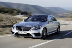 Mercedes-Benz S 63 AMG 2014