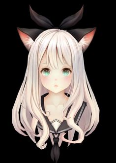 ArtStation - girl, bli . Character Model Sheet, Character Modeling, 3d Character, Character Design, 3d Modeling, Kawaii Girl, Kawaii Anime, Pretty Anime Girl, Cute Anime Pics