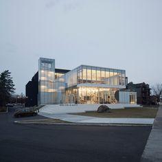 Gallery of Joliette Art Museum / Les architectes FABG - 6