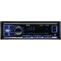 Boss Audio Single-din In-dash Mechless Am And Fm Receiver (without Bluetooth)