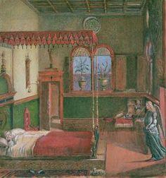 John Ruskin - Le rêve de Sainte-Ursule