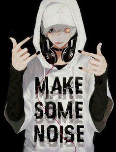 Tokyo Ghoul Kakuja - Tokyo Ghoul Printed Hoodie - Anime New Photos Hot Anime Boy, Anime Boys, Dark Anime Guys, Cool Anime Guys, Manga Boy, White Hair Anime Guy, Otaku Anime, Kakuja Tokyo Ghoul, Cool Animes