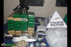 UNAIENSES: MONTES CLAROS-MG - Polícia apreende 25 quilos de m...