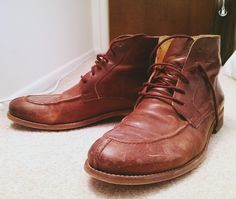 Marlboro Classics Leather Boots Alden Indy Style Size 9 $31 - Grailed