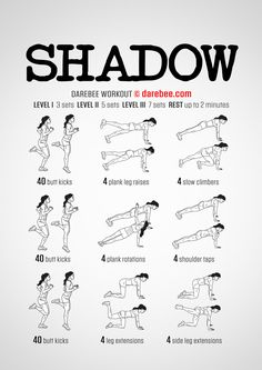 Guide to Shadow Boxing - How to Box | ExpertBoxing