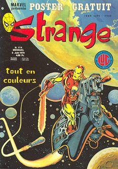 Couverture de Strange -114- Strange 114