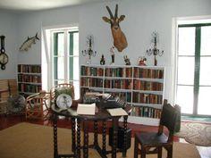 Ernest Hemingway's Key West winter retreat.