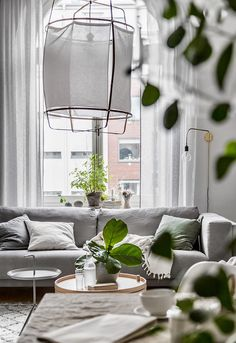 Cozy apartment in shades of grey