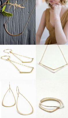 Favor Jewelry, love their pieces. Would be great for brides and bridesmaids!