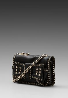 REBECCA MINKOFF Mini Sweetie in Black at Revolve Clothing Edwardian  Fashion ab9896cb3b86a