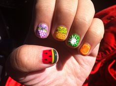 Fruit - Nail Art Gallery by Allure Nail Supply