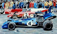 Pecar JYS & Ickx 1972 Monaco