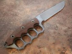 Image result for trench knife