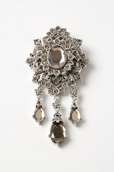 #TroveReflectionsBrooch #Anthropologie