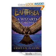 Book Review: Wizard of Earthsea by Ursula Le Guin - Re-read of the classic coming of age fantasy novel.  This is a very different type of coming of age novel from the modern coming of age as sexual exploration.  It is also a very different take on the fantasy novel (no wars or evil army invasion.)  Instead this is a coming of age novel that is focused on finding yourself.  A classic.  Click through for a longer review.
