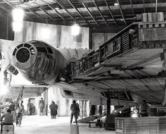 Strange Tales: The Millennium Falcon (A New Hope version)