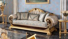 Luxury Sofa, Victorian Fashion, Love Seat, Couch, Furniture, Home Decor, Style, Swag, Decoration Home