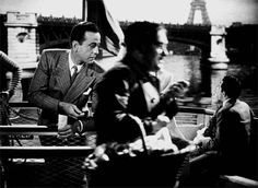 """""""Casablanca"""" movie - WiffleGif has the awesome gifs on the internets. humphrey bogart gif:casablanca gifs, reaction gifs, cat gifs, and so much more."""