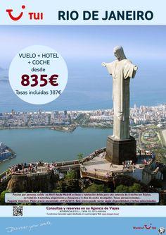 ¡Nuestra selección SMART a Rio de Janeiro! Abril. Vuelo+Hotel+Coche. Precio final desde 835€ ultimo minuto - http://zocotours.com/nuestra-seleccion-smart-a-rio-de-janeiro-abril-vuelohotelcoche-precio-final-desde-835e-ultimo-minuto-2/