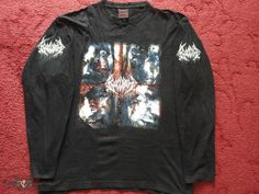 Image result for bloodbath resurrection through carnage t shirt