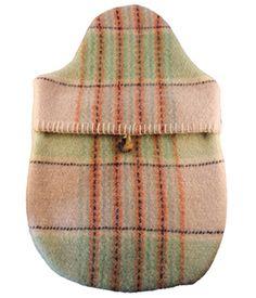 Welsh Woollen Blanket Hottie Cover