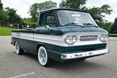 Rampside Survivor: 1962 Corvair Pickup - http://barnfinds.com/rampside-survivor-1962-corvair-pickup/