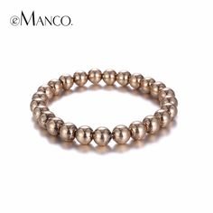 eManco Classic Minimalist Handmade Strand Bracelets & Bangles for Women Rope Beads Adjustable Jewelry Girl Gifts