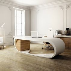 A collection of amazing home office designs that come in different styles, colors, and sizes to suit all spaces.