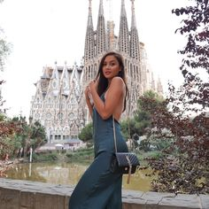 Sagrada Familia, Barcelona, travel blogger