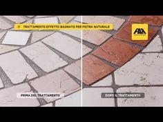 VIDEO #TUTORIAL: Come #Ravvivare il Colore Naturale di #Ardesia, #Marmo o #Granito con #FILAWET