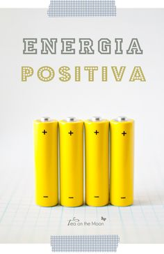¿Necesitas un poco de energía positiva? ¡Recárgate! #actitudpositiva