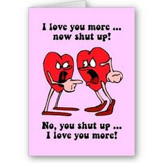 funny print out valentines cards