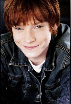 Calum Worthy cast as Hugo Weasley
