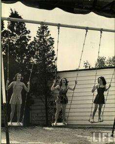 Swingers, Nina Leen, LIFE, 1940s