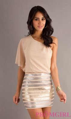 Short Homecoming Dress Style: AS-i628718T4 Front Image