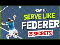 We all desire more power in our tennis serve. We see expert players on TV striking serves 120 mph+ and they make it look simple. How to enhance your t. Tennis Scores, Tennis Rules, Tennis Tips, Tennis Gear, How To Play Tennis, Tennis Pictures, Tennis Serve, Tennis Lessons, Health And Physical Education