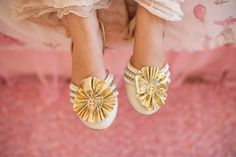 Love these Princess Shoes