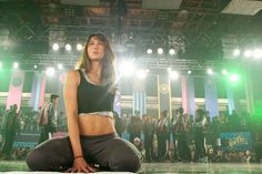 Sharni Vinson in Step Up 3D
