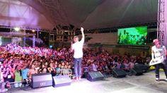 Barinas vibró al ritmo de Omar Acedo y Daniella Cabello.