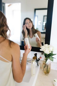 The secret to looking great with no makeup: clear, glowing skin and here's how…