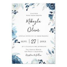 Rehearsal Dinner Invitations, Unique Wedding Invitations, Wedding Invitation Cards, Wedding Stationery, Wedding Cards, Watercolor Wedding Invitations, Invitation Wording, Custom Invitations, Party Wedding