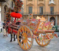 Carretto siciliano - Sicily - Italy