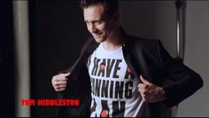 Tom Hiddleston for Comic Relief