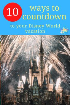 You've booked your family's Disney World, Disneyland, or Disney Cruise Line vacation! Now what? How will you pass the coming weeks and months before your magical adventure? There are so many fun ways to countdown to Disney vacations! You can get the whole family involved to build excitement for your visit. #DisneyCountdown #VacationCountdown #CountdowntoDisney #Disneyfun #Familyfun Disney World Vacation, Disney Cruise Line, Disney World Resorts, Disney Vacations, Walt Disney World, Vacation Countdown, Disney Countdown, Disneyland Tips, Disneyland Resort